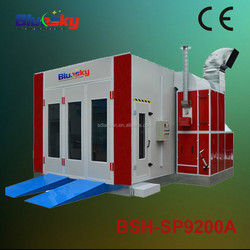 BSH-SP9200A Alibaba china CE used spray booth for sale/automotive paint supplies/car paints booth