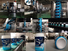 shrink wrapping machine bottles