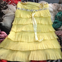 Second hand korean style cotton clothing import and export company
