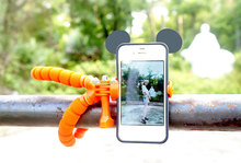 sponge octopus gorillapod portable camera flexible tripod