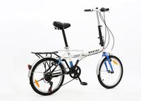 6 speed 20 inch mini kid pockt folding bike