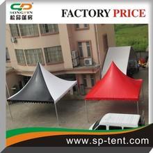 different colors high peak arabian tents 6x6m for sale