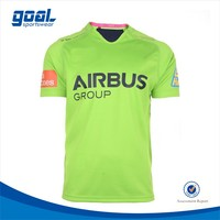 Quick dry durable rugby jersey in thailand