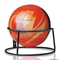 car using automatic fire extinguishing ball /ABC dry chemical powder fire extinguisher ball