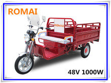 Hot sale ! motor tricycle three wheeler auto rickshaw with blushless motor alibaba China