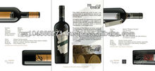 SPANISH RIOJA HIGH QUALITY AWARDED RED WINE PARKER GOLD MEDAL