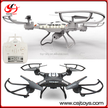 2.4G Remote Aircraft 6 Axis Professional Drone Helicopter 4CH RC Quadcopter Toy With 2.0mpx HD Camera