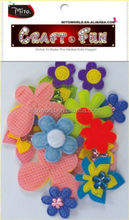 3d flower craft