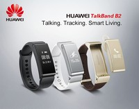 Original HUAWEI TalkBand B2 Smart Bracelet Watch Bluetooth Fitness Smart Band For IOS Android Smartphone Business Version