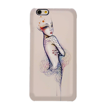 blank sublimation mobile case for iphone 4