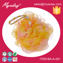 2015 colorful bath sponge BA-A-001