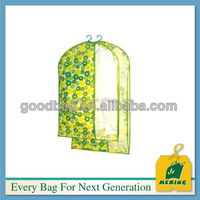 environment-friendly non woven bag suit cover bag for man