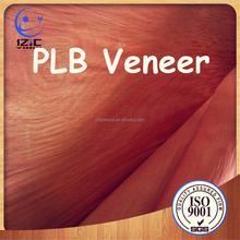 Rotary Cut PLB Veneer for Plywood Factory 0.3/0.4/0.5MM 4*8/4*7/46*/3*7/3*6 Feet A Grade