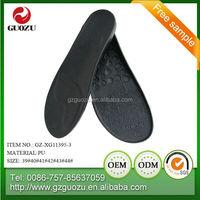 antislip men air casual pu shoe sole