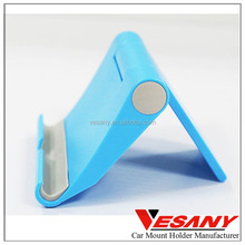 Vesany Supply Special Design Best Selling Colorful Tablet Table Stand For Mobile Phone