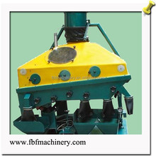 New Condition and Engineers available to service machinery overseas After-sales Service Provided maize degerminator
