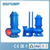WQ/QW Non-clogging Centrifugal Sewage Submersible Pump