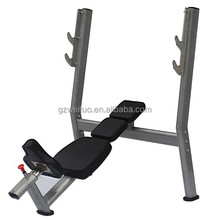 2015 New Products Commercial Gym Equipment Incline Bench