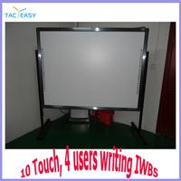 Multi touch mobile interactive smart board portable cheap smart board