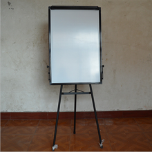 2015 big Painting and writing magnet metal white board for office