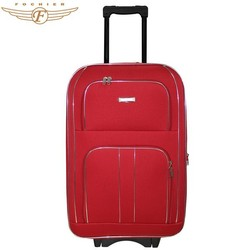 Red Rolling Woman cheap luggage bags