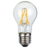 POSCN A17 3W LED Bulbs E27 E26 Lamp Edison Filament LED Globe Bulbs 320 Lumen Warm White Emitting Color