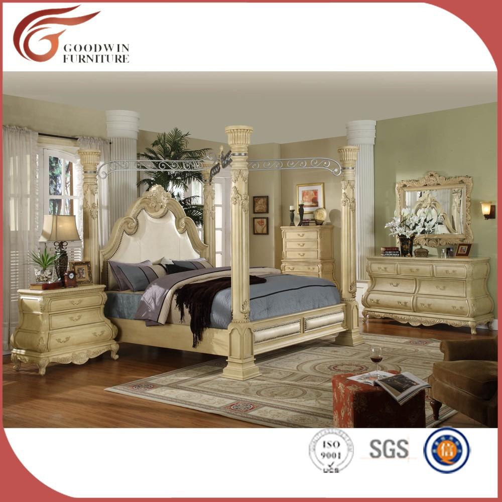 Luxe royal prix des meubles de chambre coucher au for Chambre a coucher royale