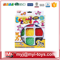 Direct selling funny plastic ironing beads eco iq brain puzzling game toy BT-0060