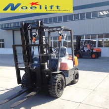 chinese new brand 3ton diesel forklift truck with Japanese engine even better than toyota