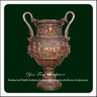 Hot Sale Indian Antique Brass Vases