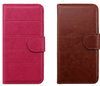 top quality new arrival high quality flip wallet leather case for LG Leon C40