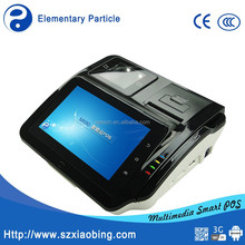 POS Manufacturer Fanless All in One Point of Sale POS System with Printer M680