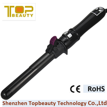 Automatic black curling wand hair curler