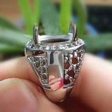factory indonesia women gemstone ring titanium ring