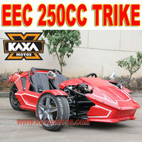EEC 250cc Trike Scooter