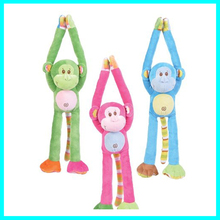 High Quality Colorful Hanging Monkey