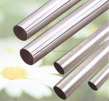super extensibility welded stainless steel tube