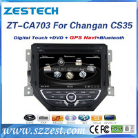 Car multimedia navigation system for CHANGAN CS35 ZT-CA703