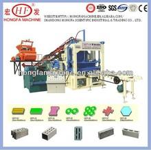 QT4-15 Color Brick Making Machine/Coal Gangue Brick Making Machine/Coal Gangue Brick Machine