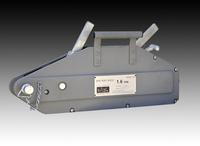 portable construction hoist/mini winch/building material lift winch