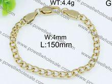 Bali design girl's silver charm bracelet
