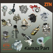 KAMAZ parts exporter (air dryer, foot valve, hand brake valve)100-3514008 100-3512010 100-3537010 100-3518010 100-3519100-10