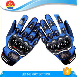 Hot Sale Full Finger Motorcycle And Fitness Gym Gloves