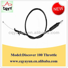 Bajaj Discover 100 motorcycle throttle cable
