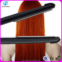 New hair straightening flat iron hair curling iron as seen on tv