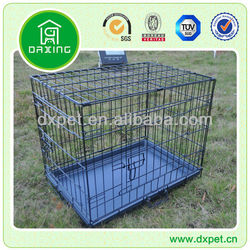 """24"""" Collapsible Metal Dog Crate"""