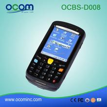 OCBS-D008 Win CE wireless barcode data collector portable