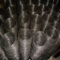 soft annealed black iron wire with ISO9001(Manufacturer)