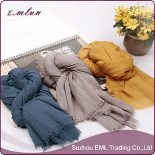 Pure color big sunscreen shawls air conditioning scarves