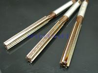 1шт литые стальные руки использования флейта 6 флейта цилиндрический хвостовик ручной калибратор 20 мм